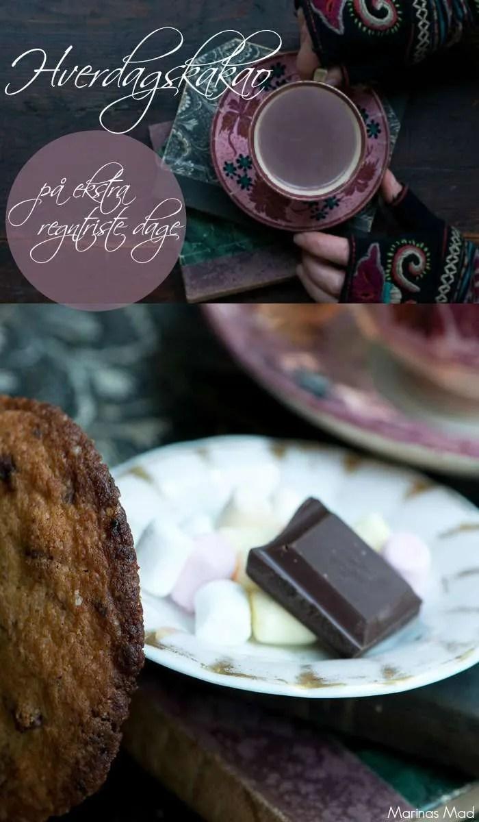 Opskrift på nem varm kakao