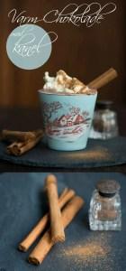 Varm chokolade med kanel
