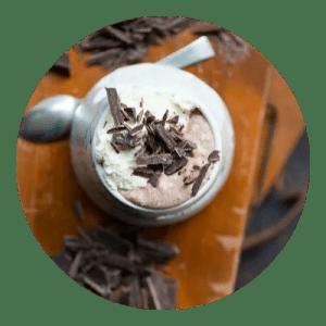 Opskrift på varm chokolade