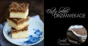 Opskrift på drømmekage fra Brovst