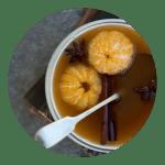 Opskrift på juledessert med mandariner