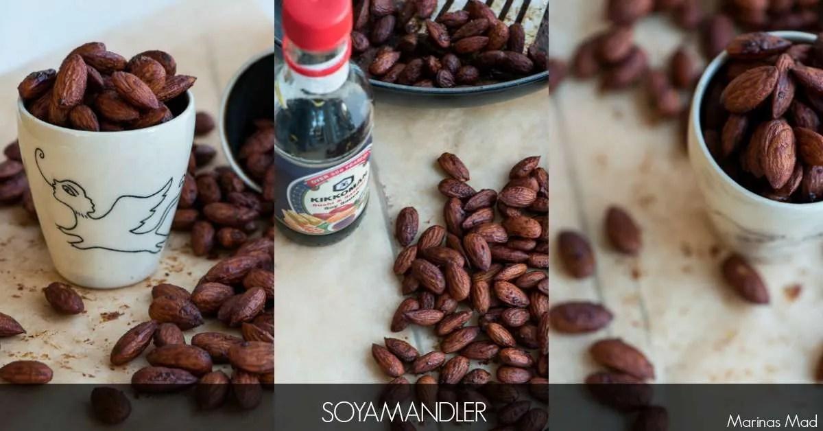 Opskrift på nemme soyamandler
