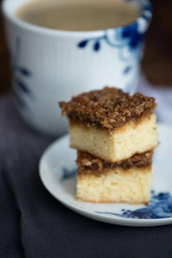 Drømmekage fra Brovst. En opskrift fra Marinas Mad