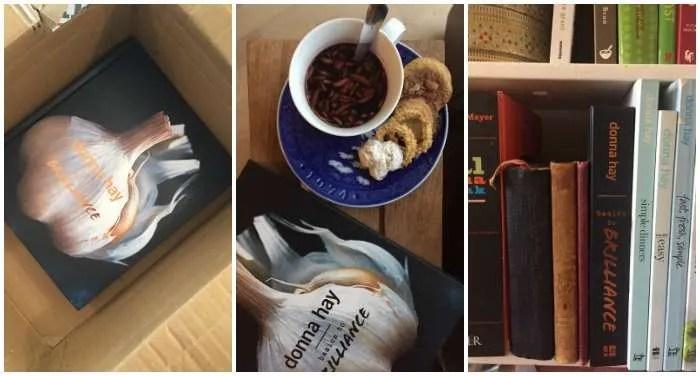 Hverdagsglimt med kogebøger