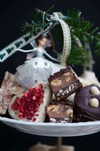 Opskrifter på julekonfekt fra Marinas Mad