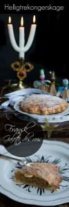 Opskrift på kage til helligtrekonger