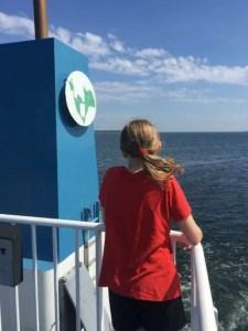 Færgen til Fejø