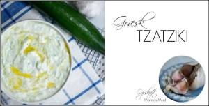 Opskrift på ægte græsk tzatziki