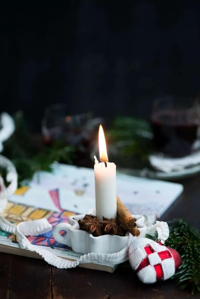 Julehygge med hjemmelavet gløgg