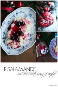 Opskrift på risalamande med vanilje