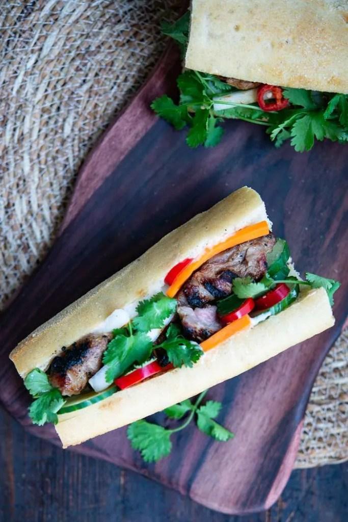 Vietnamesiske sandwich