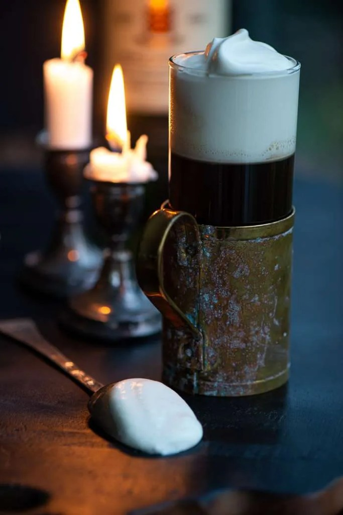 Nem opskrift på Irish Coffee