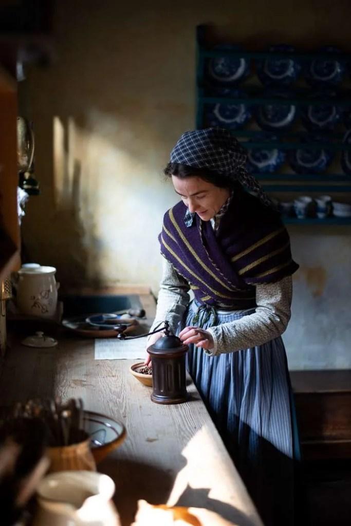 Køkkenpige fra Den Gamle By