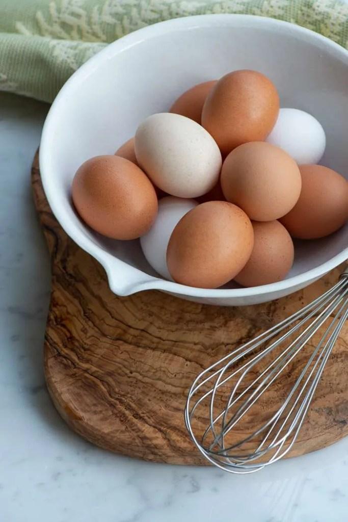 Hverdagsmad med æg