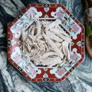 Kylling til nudelsuppe