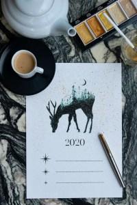 Nytårsfortsætter for 2020