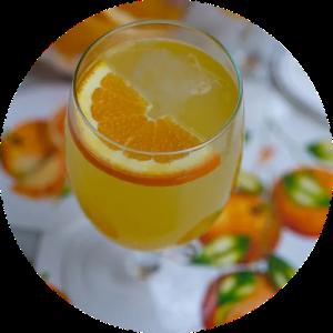 Opskrift på hjemmelavet Orangeade