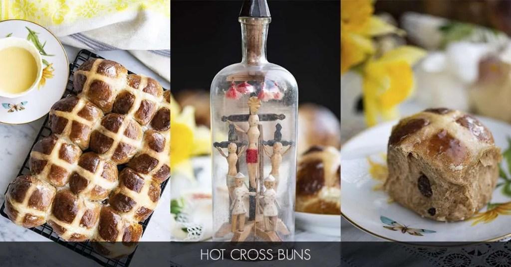 Opskrift på Hot Cross Buns