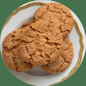 Opskrift på ingefærcookies