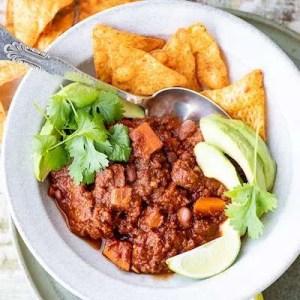 Opskrift på chili sin carne