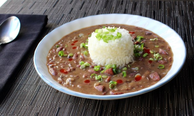 Red Beans and Rice (Popeyes Copycat)