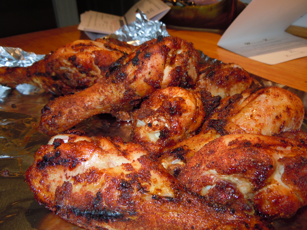 Basic Chicken Rub Photo Courtesy mrwynd