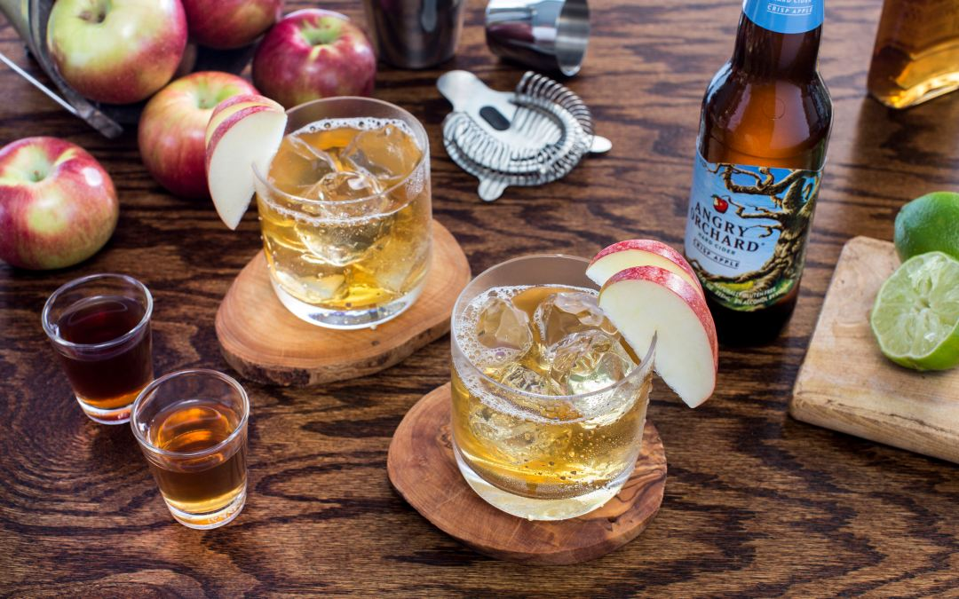 Angry Orchard's – Angry Spiced Rum Cocktail