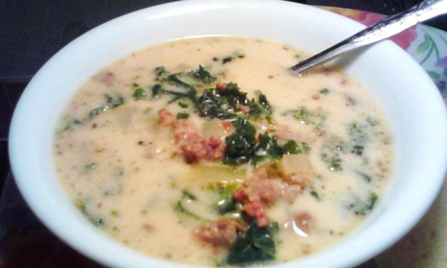 Olive Garden's Zuppa Toscana