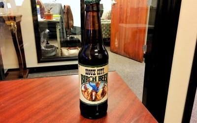Sioux City Soda's Birch Beer