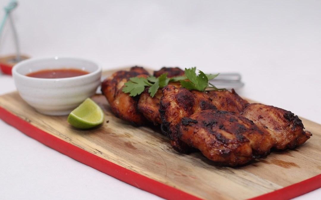 Asian BBQ Chicken Marinade