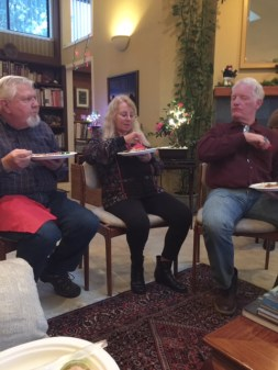 George, Michaele, Craig