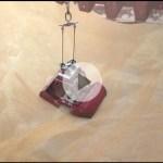 MV CLIPPER TERMINUS - discharging grain with shore gear