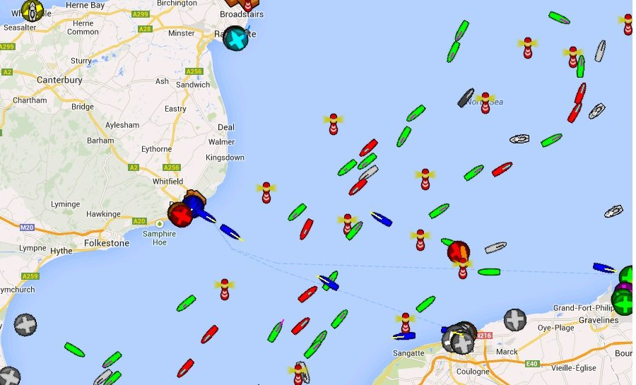 5 Best Free Ship Tracking Websites - Marine And Offshore Insight