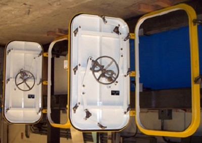 watertight door & Weathertight Doors And Watertight Doors Maintenance - Marine And ...