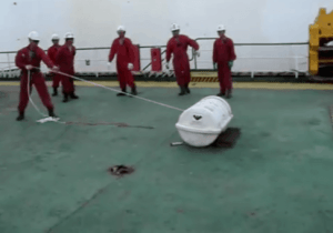 Liferaft – Five important things to learn about Sea Experience Shipping industry keeps advancing even more on safe operation, technology and empowering