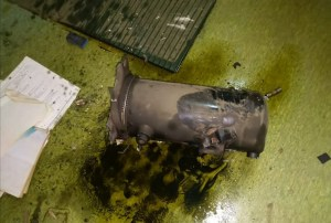 AC Compressor Explosion
