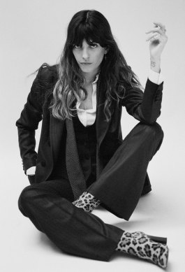 Lou Doillon for the Know by Edouard Plongeon