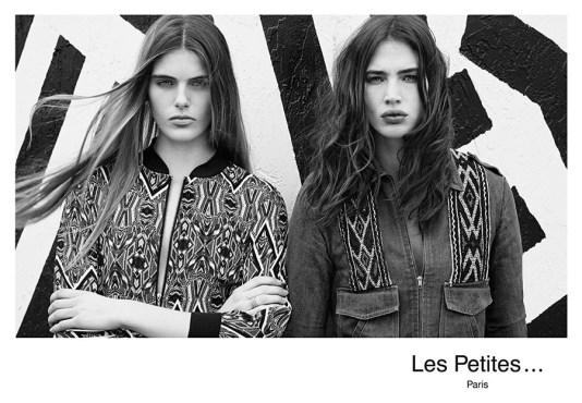 Les Petites by Bruno Staub