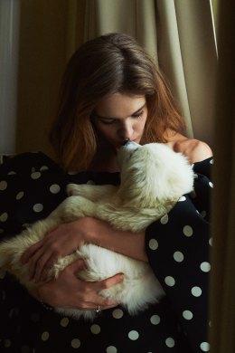 Natalia Vodianova for Telegraph by Cedric Buchet