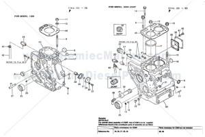 Yanmar Parts Catalog | 3GM30 Parts, 3GM30F Parts