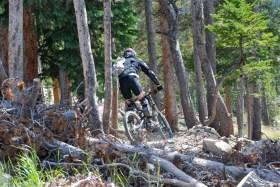 ShyAnn, upper trail