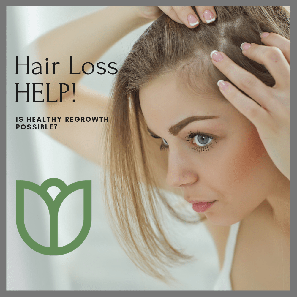Hair Loss Help Is Healthy Regrowth Possible Marine Drive Naturopathic Clinic
