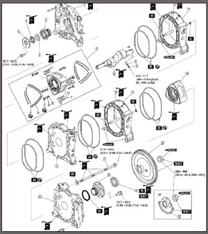 Mazda Rx8 Engine Diagram  Engine Information