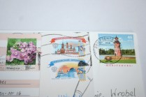 Stamps (Malaysia/Russia/Germany)