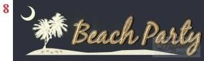 beachparty 8 - Random boat names