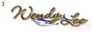 wendylee 3 - Random boat names