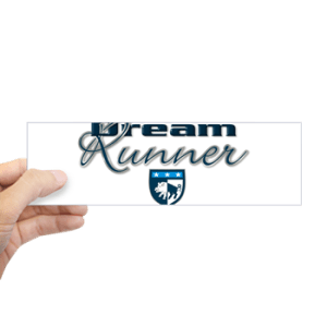 boat name bumpersticker - Bumper Sticker