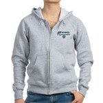 Jr. Zip Hooded Sweatshirt