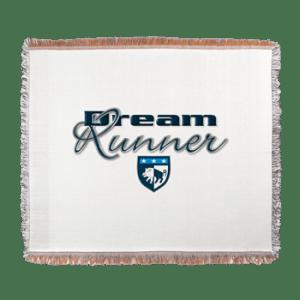 boat name woven blanket - Woven Blanket
