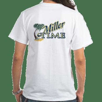 boatname mens crew back - Men's Crew Shirt